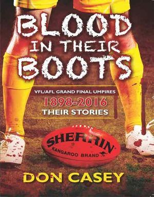 Blood in their Boots