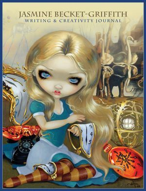 Jasmine Becket Griffith Writing & Creativity Journal