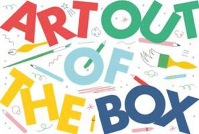 Art Out of the Box - Creativity Games for Artists of All Ages