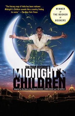 Salman Rushdie's Midnight's Children (modern library)