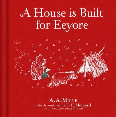 A House Is Built for Eeyore HB