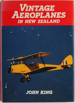 Vintage Aeroplanes in New Zealand