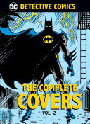 DC - Detective Comics: The Complete Covers Vol. 2  (Mini Book)