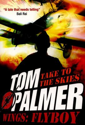 Flyboy (Take to the Skies: Wings #1) (RA8 IA8-12)