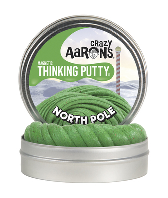 Thinking Putty Magnetic - North Pole
