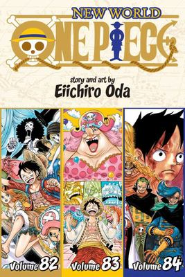 One Piece (3-in-1) Vol. 28 (82, 83, 84)