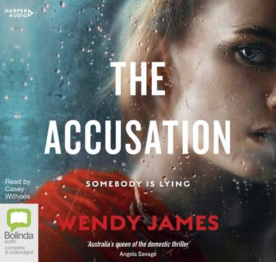 The Accusation (CD)