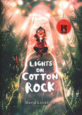 Lights on Cotton Rock