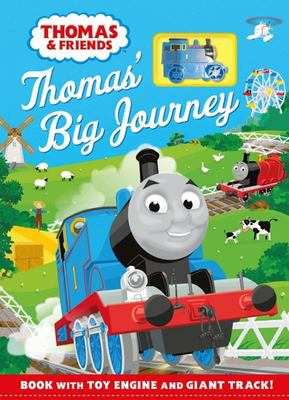 Thomas' Big Journey (Thomas and Friends)
