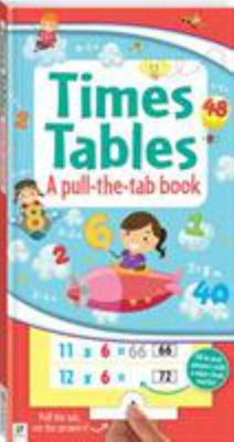 Times Tables A Pull The Tab Book