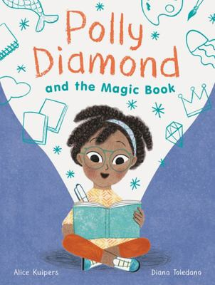 Polly Diamond and the Magic Book (#1)