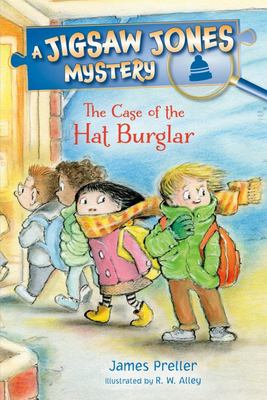 The Case of the Hat Burglar (Jigsaw Jones)