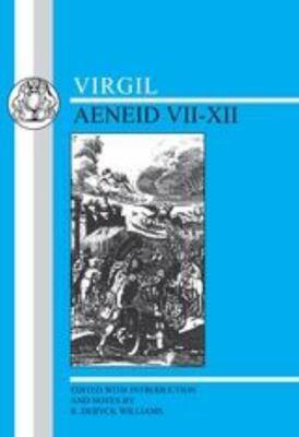Virgil - Aeneid VII-XII
