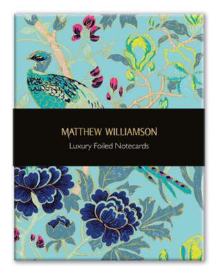 Magnolia Peacock - Luxury Notecards boxed 16pkt