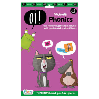 Oi! Magnetic Phonics Ages 3-6