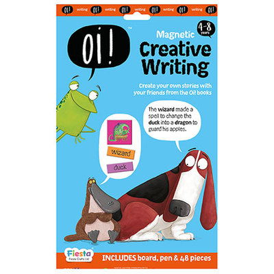 Oi! Magnetic Creative Writing 4-8-years