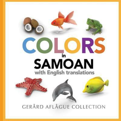 Colors in Samoan with English Translations
