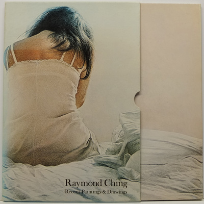 Raymond Ching Recent Paintings & Drawings