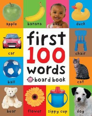 First 100 Words (Soft to Touch)