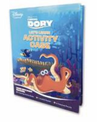 FINDING DORY LETS LEARN ACTIVITY CASE