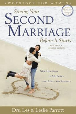 SAVING YOUR SECOND MARRIAGE