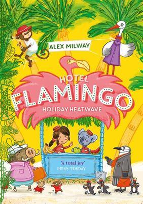 Holiday Heatwave (Hotel Flamingo #2)