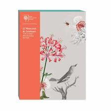 RHS Notecards Floral (12 Notecards & Envelopes)