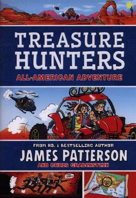 All-American Expedition (Treasure Hunters #6)