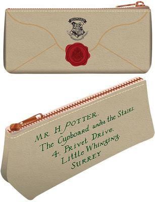 Harry Potter Letter Pencil Case