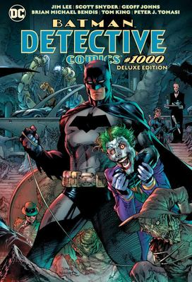Batman Detective Comics #1000: Deluxe Edition