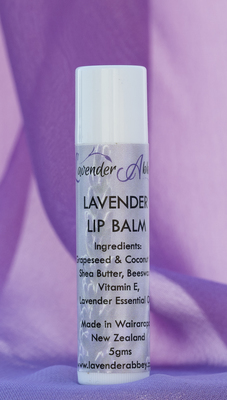 Lavender abbey Lip balm