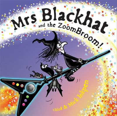 Mrs. Blackhat and the Zoombroom!