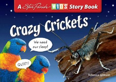 Crazy Crickets - Insects Series