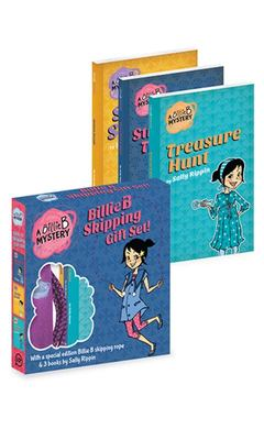 Billie B Skipping Gift Set!