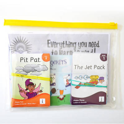 Pocket Rocket Teacher / Parent Pack