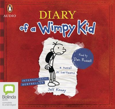 Diary of a Wimpy Kid (#1 CD)