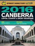 Canberra Street Directory 20th 2016