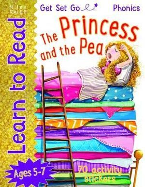 Get Set Go Learn to Read: Princess and the Pea