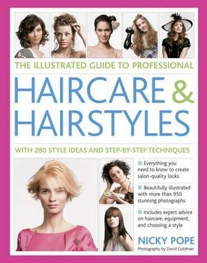 Illustrated Guide to Proffesional Haircare & Hairstyles
