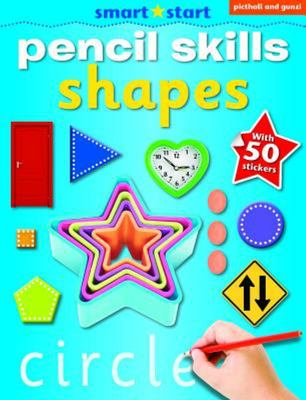 Pencil Skills for Little Hands: Shapes
