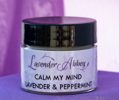 Lavender Abbey  Calm my mind