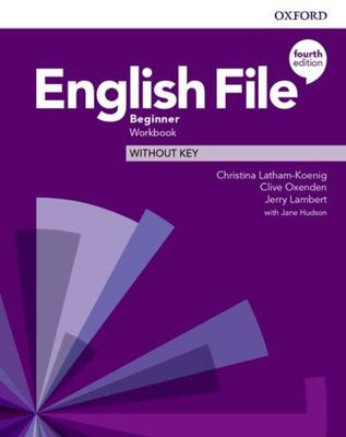 English File 4th edition - Beginner Workbook without key