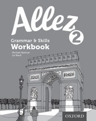 Allez 2 - Grammar and Skills Workbook (pack of 8)