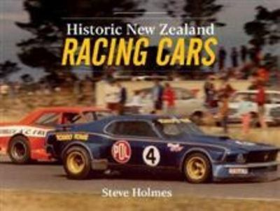 Historic New Zealand Racing Cars