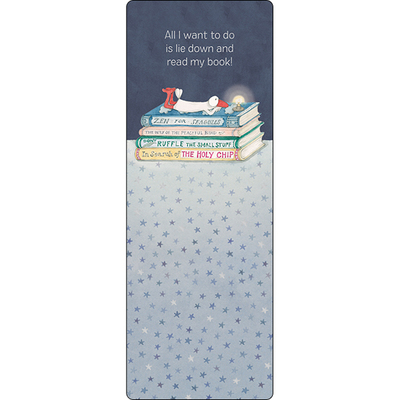 Twigseeds Bookmark BK33 All I Want To Do