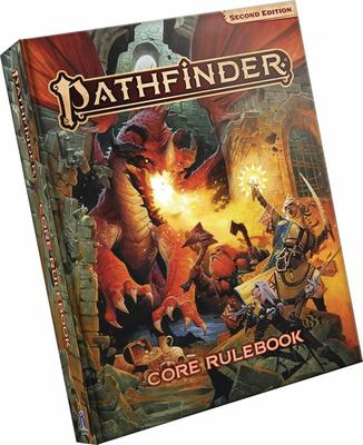 Pathfinder P2 2nd Edition : Core Rulebook