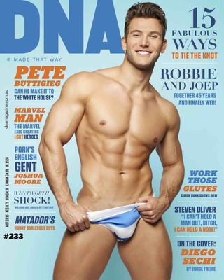 DNA Magazine #233 (June 2019)