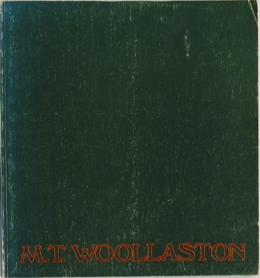 M. T. Woollaston Works 1933-1973