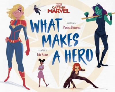 Marvel: What Makes a Hero
