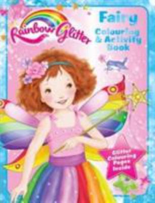 Rainbow Glitter  Fairy Colouring and Activity Book